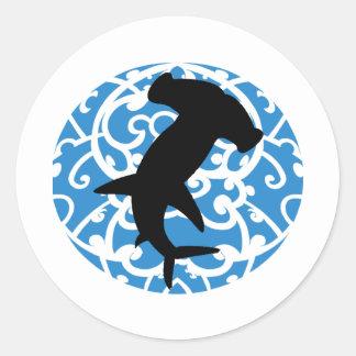 Architect of the Sea Classic Round Sticker