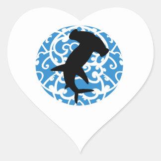 Architect of the Sea Heart Sticker