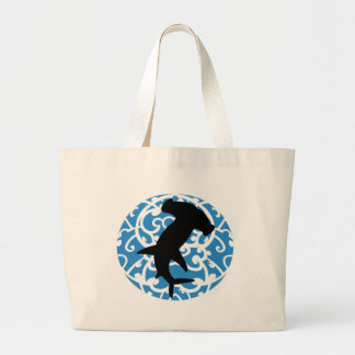 Architect of the Sea Large Tote Bag