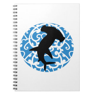 Architect of the Sea Spiral Notebook