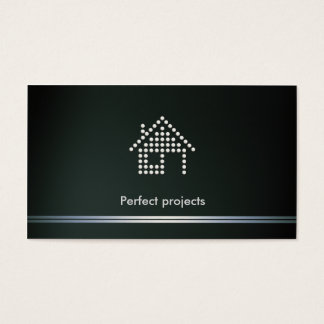 Architect   Perfect Projects Business Card
