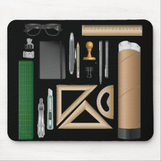 architect table mousepad