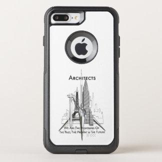 Architects OtterBox Commuter iPhone 8 Plus/7 Plus Case