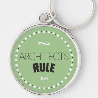 Architects Rule Keychain – Editable Background