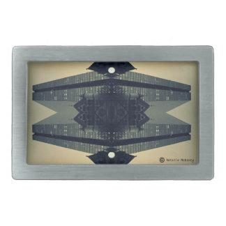 Architectural Detail #1 Belt Buckle