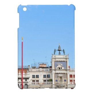 Architectural detail in Venice, Italy iPad Mini Cases