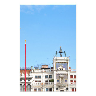 Architectural detail in Venice, Italy Stationery