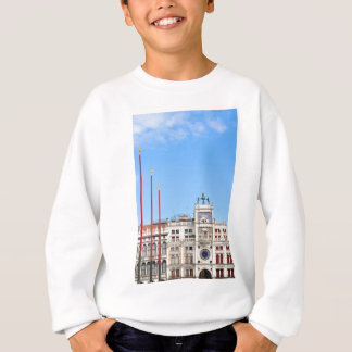 Architectural detail in Venice, Italy Sweatshirt
