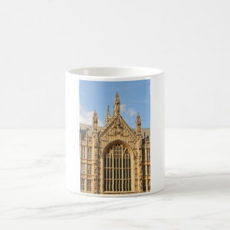 Architectural detail of Gothic window Coffee Mug