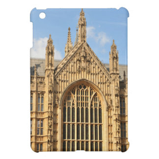 Architectural detail of Gothic window iPad Mini Cover