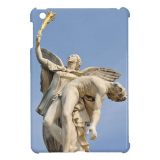 Architectural detail of statue in Berlin, Germany iPad Mini Cases