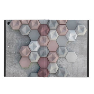 Architectural Hexagons iPad Air Case