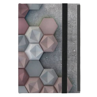 Architectural Hexagons iPad Mini Case