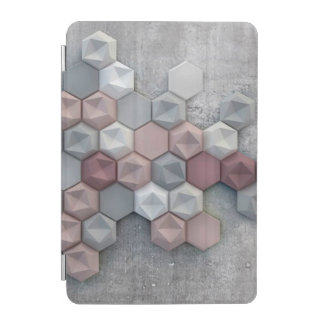 Architectural Hexagons iPad mini Smart Cover iPad Mini Cover