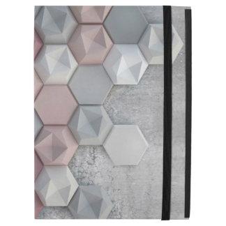 Architectural Hexagons iPad Pro Case