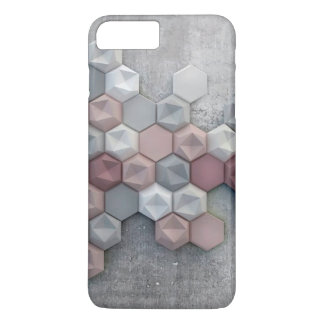 Architectural Hexagons iPhone 7 Plus Case