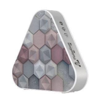 Architectural Hexagons Pieladium Speaker