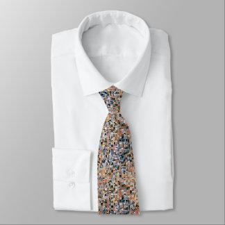 Architectural Jumble Tie