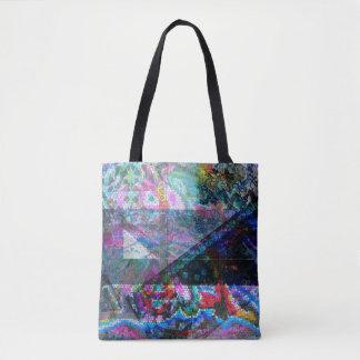 Architectural Mosaic Tote bag