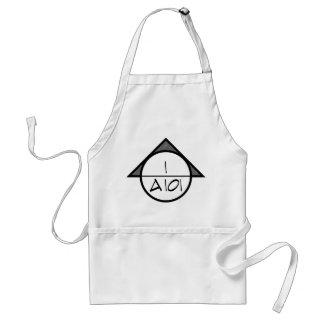 Architectural Reference Symbol Apron (dark)