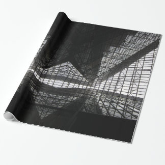 Architectural Style: Houston Wrapping Paper