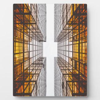 architecture facade buildings windows plaque