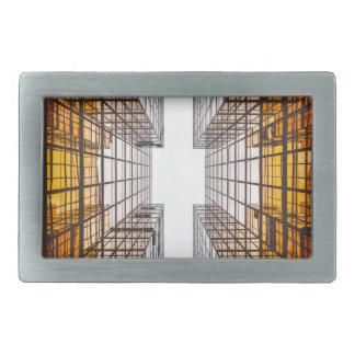 architecture facade buildings windows rectangular belt buckles