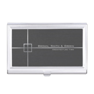 Architecture Firm Business Card Holder