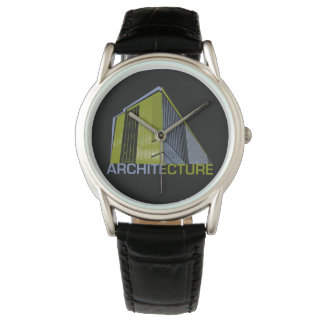 Architecture Graphic Watch