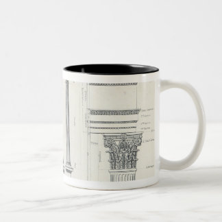 Architecture I: Orders of Architecture Two-Tone Coffee Mug