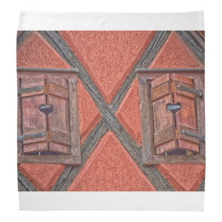 Architecture in Alsace France Head Kerchief