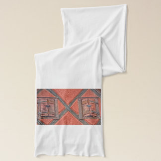 Architecture in Alsace France Scarf
