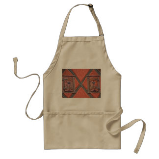 Architecture in Alsace France Standard Apron