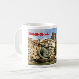 Architecture in Birmingham, England Coffee Mug