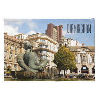 Architecture in Birmingham, England Placemat