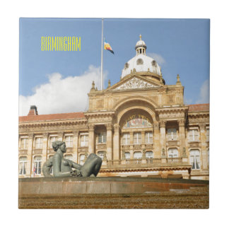 Architecture in Birmingham, England Tile