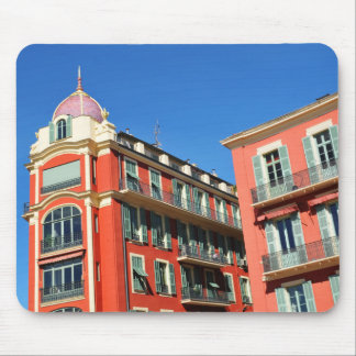 Architecture in Nice, France Mouse Pad