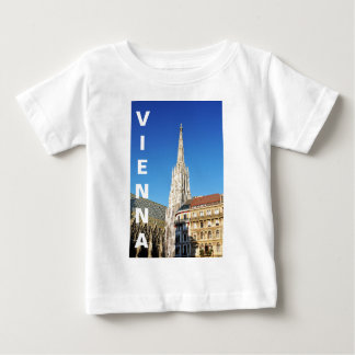 Architecture in Vienna, Austria Baby T-Shirt