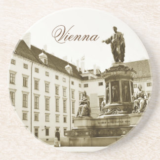 Architecture in Vienna, Austria Coaster