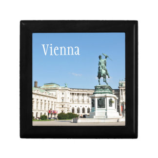 Architecture in Vienna, Austria Gift Box