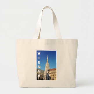 Architecture in Vienna, Austria Large Tote Bag