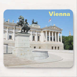 Architecture in Vienna, Austria Mouse Pad