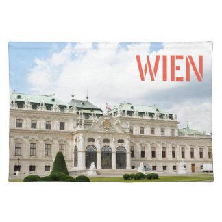 Architecture in Vienna, Austria Placemat