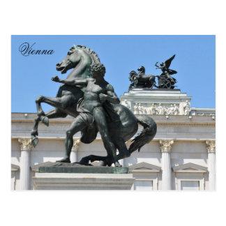 Architecture in Vienna, Austria Postcard