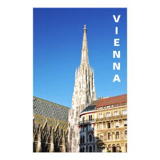 Architecture in Vienna, Austria Stationery
