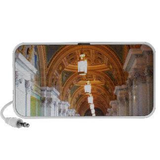 Architecture-Interior Portable Speaker