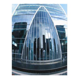Architecture Custom Letterhead