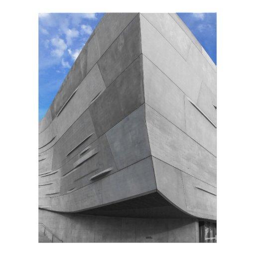 Architecture Customized Letterhead