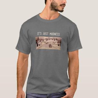 Architecture moderne de la moitié du siècle t-shirt