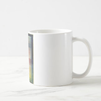 Architecture of the Plain by Paul Klee Coffee Mug